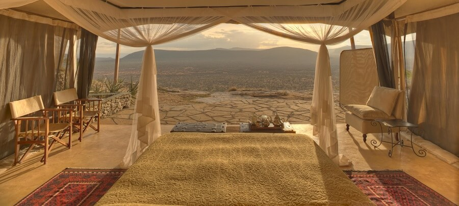 Honeymoon Accommodation in Samburu
