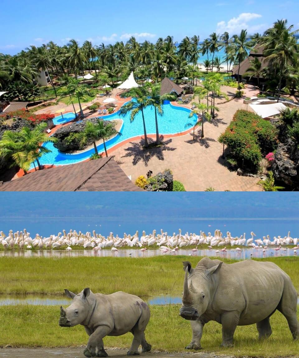 Kenya Safari and Beach Holiday