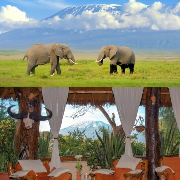 2 Days Amboseli Safari