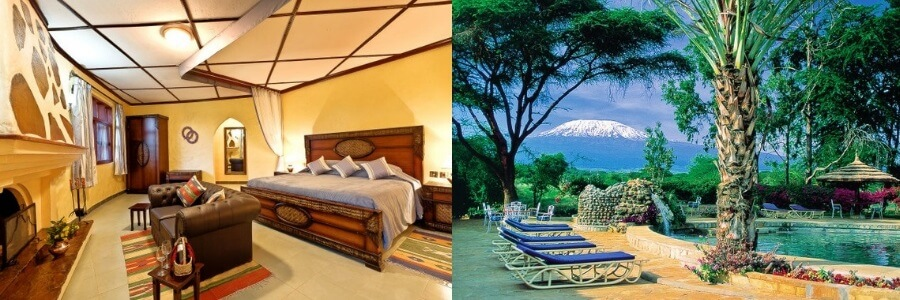 3 Days Amboseli Sopa Lodge Safari