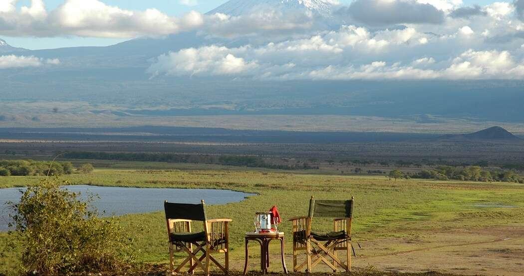 Amboseli Serena Lodge Safari