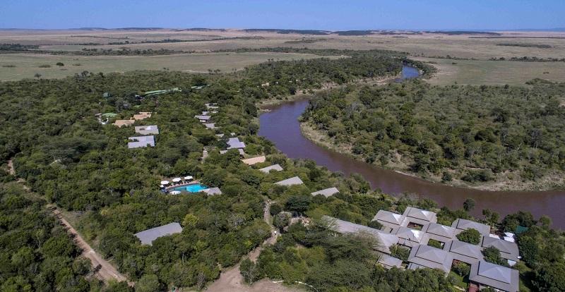 3 Days Ashnil Mara Camp Safari