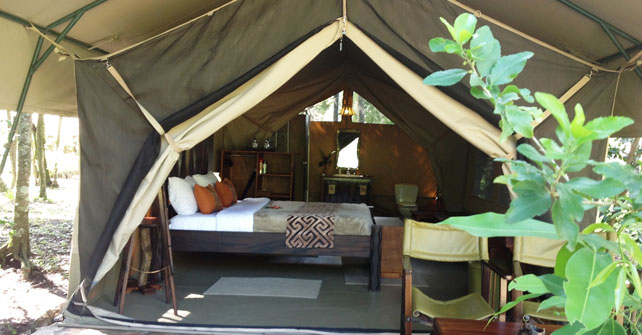 3 Days Mara River Camp Safari