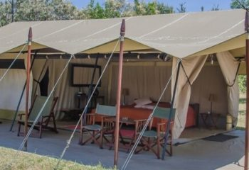 Mara Siria Tented Camp Safari