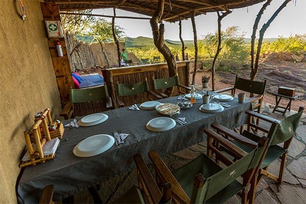 maji moto eco camp Safari