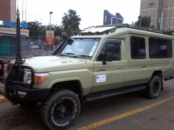 4X4 Land Cruiser Safari