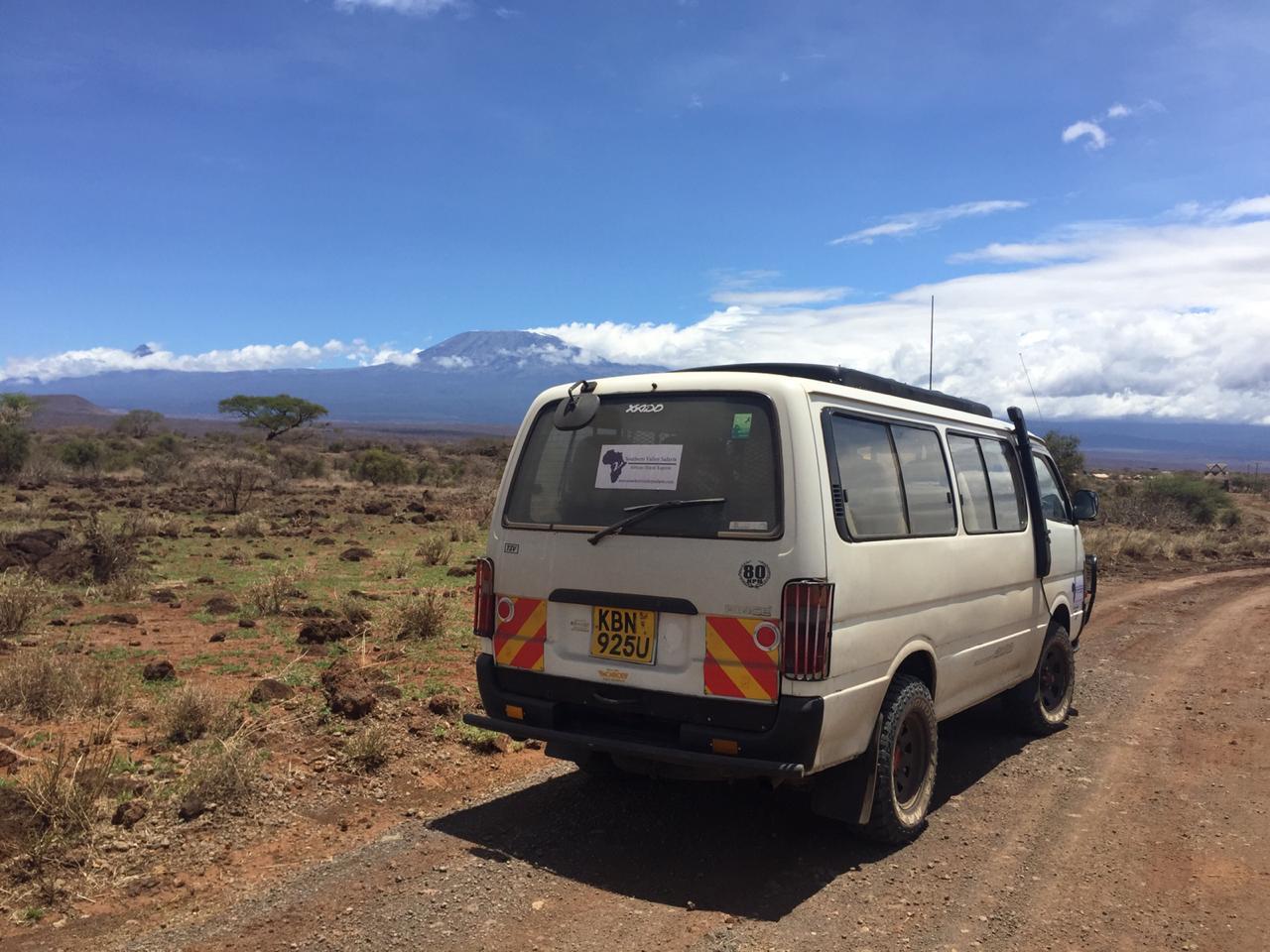 Mini Van Safari