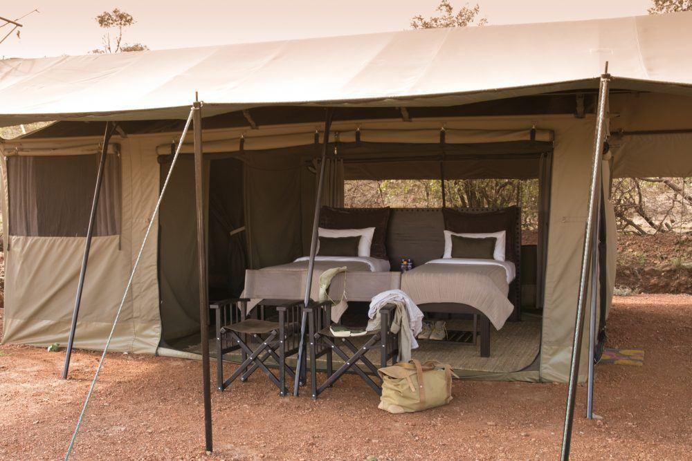 wilderness Masai mara Camp