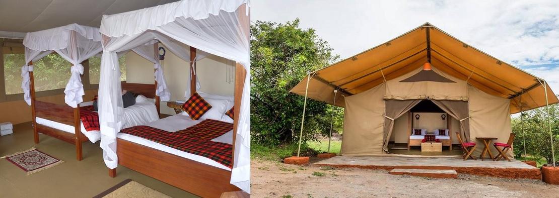Enkorok Mara Camp Safari