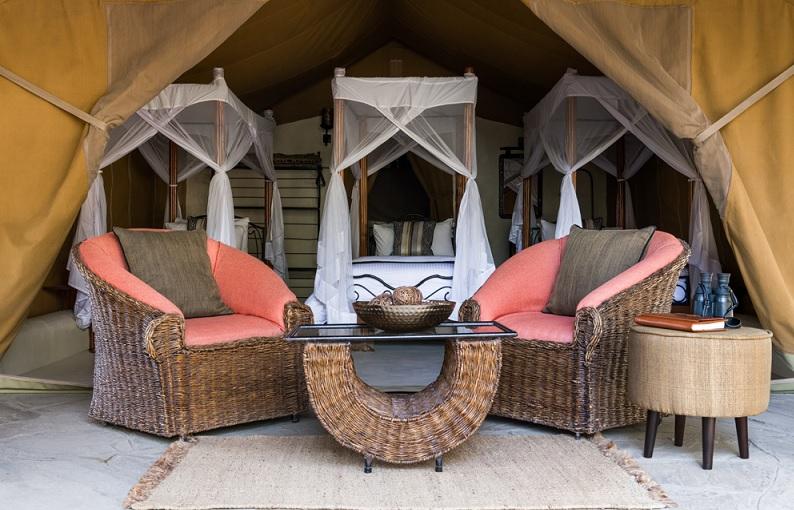Lake Nakuru Camping Sites